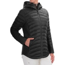 Marker PC Down Jacket - 700 Fill Power (For Women) in Black - Closeouts