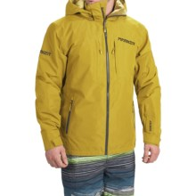 Marker Pitch Perfect Gore-Tex® Ski Jacket - Waterproof, Insulated (For Men) in Antique Moss - Closeouts
