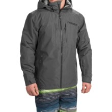 Marker Pitch Perfect Gore-Tex® Ski Jacket - Waterproof, Insulated (For Men) in Dark Shadow - Closeouts