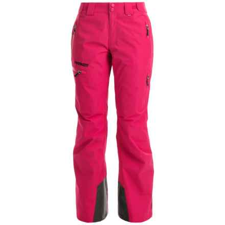Marker Pitch Perfect Gore-Tex® Ski Pants - Waterproof, Insulated, RECCO® (For Women) in Bright Rose - Closeouts