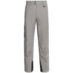 Marker Pop Cargo Shell Ski Pants - Waterproof (For Men) in Grey
