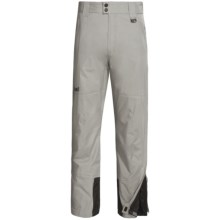 Marker POP Side Zip Ski Pants - Waterproof, Insulated (For Men) in Grey - Closeouts