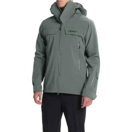 Marker Pumphouse Polartec® NeoShell® Ski Jacket - Waterproof (For Men) in Dark Shadow - Closeouts