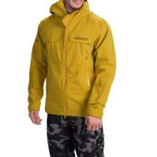 Marker Pumphouse Polartec® NeoShell® Ski Jacket - Waterproof (For Men) in Vintage Gold - Closeouts