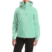 Marker Pumphouse Polartec® NeoShell® Ski Jacket - Waterproof (For Women) in Jade - Closeouts