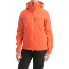 Marker Pumphouse Polartec® NeoShell® Ski Jacket - Waterproof (For Women) in Mandarin - Closeouts