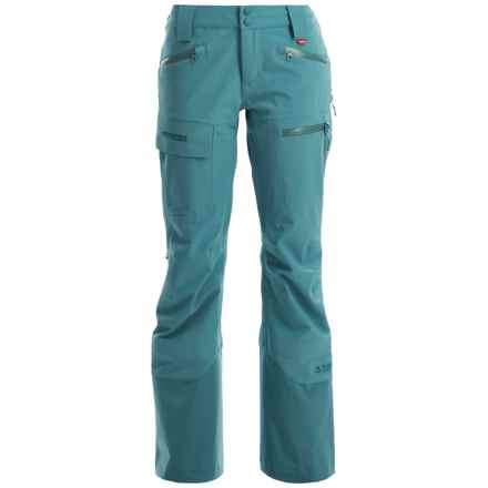 Marker Pumphouse Polartec® Neoshell Ski Pants - Waterproof (For Women) in Storm Blue - Closeouts