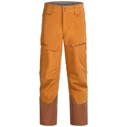 Marker Pumphouse Ski Pants - Waterproof (For Men) in Copper - Closeouts