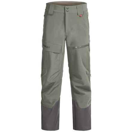 Marker Pumphouse Ski Pants - Waterproof (For Men) in Dark Shadow - Closeouts