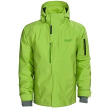 Marker Ramp Ski Jacket - Waterproof, Insulated (For Men) in Flash Green - Closeouts