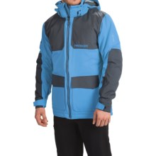 Marker Rotator Jacket - Waterproof, Insulated (For Men) in Blue Bird - Closeouts