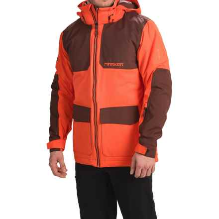 Marker Rotator Jacket - Waterproof, Insulated (For Men) in Molten Lava - Closeouts