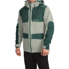 Marker Rotator Jacket - Waterproof, Insulated (For Men) in Stone - Closeouts