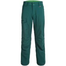 Marker Rotator Pertex® Ski Pants - Waterproof, Insulated, RECCO® (For Men) in Ponderosa - Closeouts