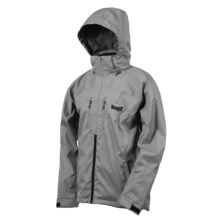 Marker Shuttle Zonal Jacket - Waterproof, Insulated (For Men) in Gray - Closeouts
