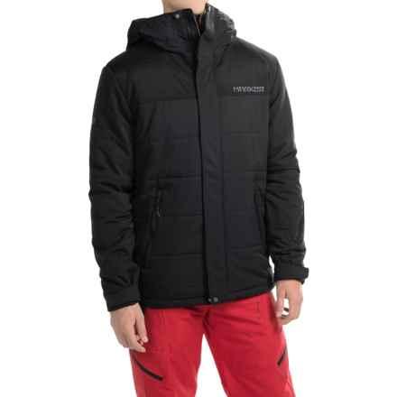 Marker Sierra Ski Jacket - Waterproof, Insulated (For Men) in Black - Closeouts