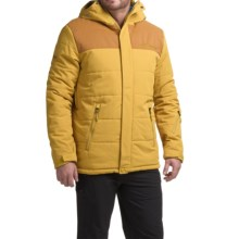 Marker Sierra Ski Jacket - Waterproof, Insulated (For Men) in Vintage Gold - Closeouts