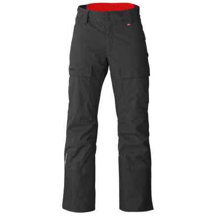 Marker Sierra Ski Pants - Insulated (For Men) in Black - Closeouts