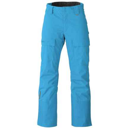 Marker Sierra Ski Pants - Insulated (For Men) in Blue Bird - Closeouts