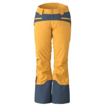 Marker Sierra Ski Pants - Waterproof, Insulated (For Women) in Gold - Closeouts