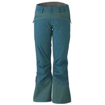 Marker Sierra Ski Pants - Waterproof, Insulated (For Women) in Stargazer - Closeouts