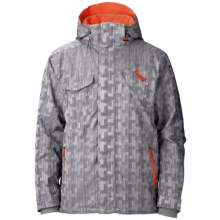 Marker Slater Jacket - Waterproof, Insulated (For Men) in Metal - Closeouts