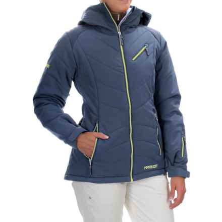 Marker Snowdancer Pertex® Ski Jacket - Waterproof, Insulated (For Women) in Blue Indigo - Closeouts