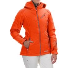 Marker Snowdancer Pertex® Ski Jacket - Waterproof, Insulated (For Women) in Mandarin - Closeouts