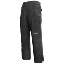 Marker Squadron Ski Pants (For Men) in Black - Closeouts