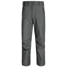 Marker Stampede Shell Ski Pants - Waterproof (For Men) in Dark Shadow - Closeouts