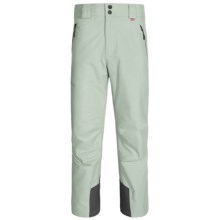 Marker Stampede Shell Ski Pants - Waterproof (For Men) in Stone - Closeouts