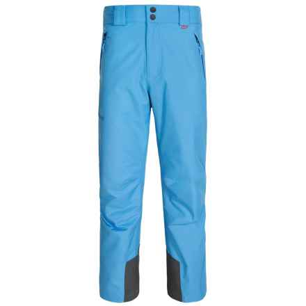 Marker Stampede Ski Pants -Waterproof, Insulated (For Men) in Blue Bird - Closeouts
