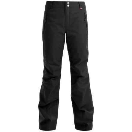 Marker Stampede Ski Pants - Waterproof, Insulated (For Women) in Black - Closeouts
