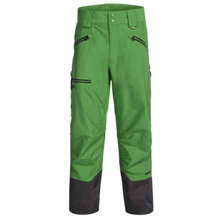 Marker Steep 'N Deep Gore-Tex® Ski Pants - Waterproof (For Men) in Lucky Green - Closeouts