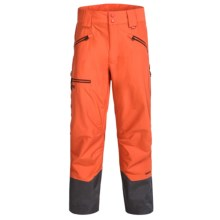 Marker Steep 'N Deep Gore-Tex® Ski Pants - Waterproof (For Men) in Molten Lava - Closeouts