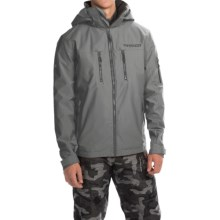 Marker Steep N Deep Gore-Tex® Ski Jacket - Waterproof (For Men) in Dark Shadow - Closeouts