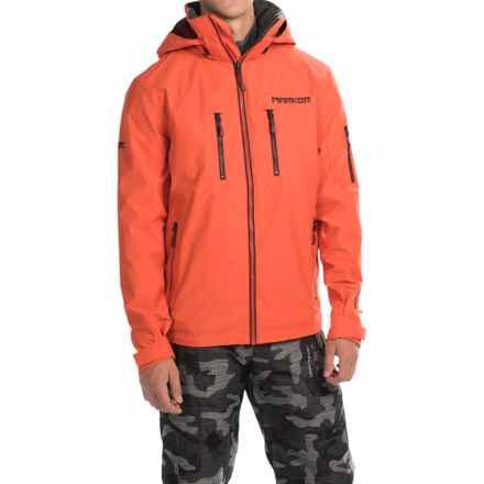 Marker Steep N Deep Gore-Tex® Ski Jacket - Waterproof (For Men) in Molten Lava - Closeouts