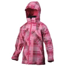 Marker Sundance Jacket - Insulated (For Girls) in Cerise/Pink - Closeouts