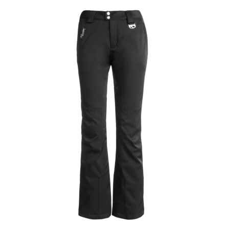 Marker Tiffany Pants - Waterproof, Insulated (For Women) in Black - Closeouts