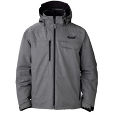 Marker Titan Ski Jacket - Waterproof, Insulated (For Men) in Graphite - Closeouts