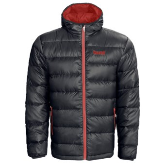 Marker Torch Down Jacket - 600 Fill Power (For Men) in Black