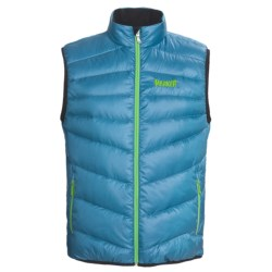 Marker Torch Down Vest - 600 Fill Power (For Men) in Pacific