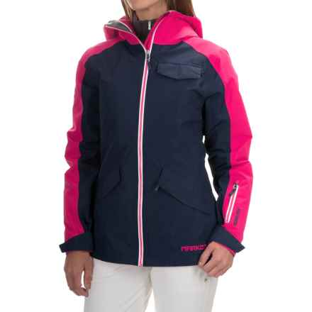 Marker Twilight Gore-Tex® Ski Jacket - Waterproof, Insulated (For Women) in Midnight - Closeouts