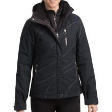 Marker Vanessa Jacket - Waterproof (For Women) in Black - Closeouts