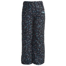 Marker Vixen Pants - Insulated (For Girls) in Black - Closeouts