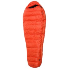 Marmot 0°F Radon Down Sleeping Bag - 800 Fill Power, Mummy in Sunset Orange - Closeouts