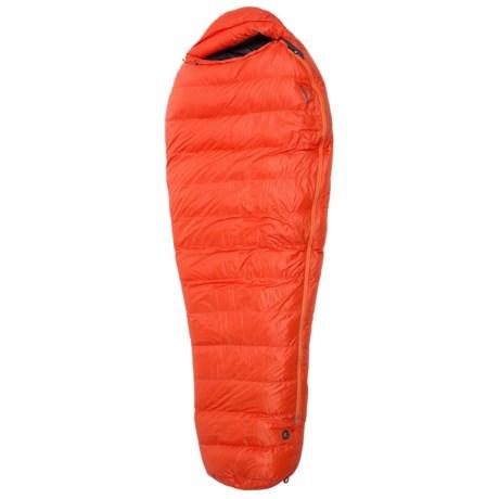 Marmot 0°F Radon Down Sleeping Bag - 800 Fill Power, Mummy in Sunset Orange