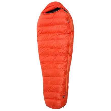 Marmot 0°F Radon Down Sleeping Bag - 800 Fill Power, Mummy, Long in Sunset Orange - Closeouts