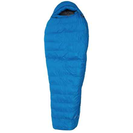 Marmot 15°F Krypton Down Sleeping Bag - 800 Fill Power, Mummy, Long in Cobalt Blue - Closeouts