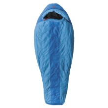 Marmot 20°F Flathead Sleeping Bag - 600 Fill Power Down, Mummy (For Women) in Moonlight/Oasis - Closeouts